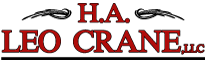 H.A. Leo Crane Service, LLC Logo